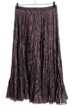 Malvin Maxi rok bruin elegant