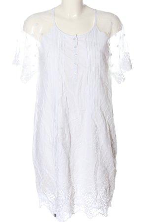 Malvin Minikleid weiß Casual-Look