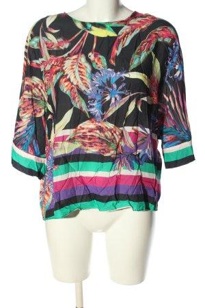 Malvin Bluzka oversize Wzór w kwiaty W stylu casual