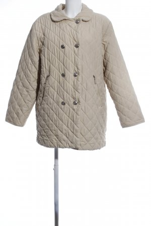 Malvin Steppjacke wollweiß Steppmuster Casual-Look
