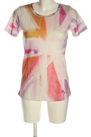 Malvin T-Shirt Motivdruck Casual-Look