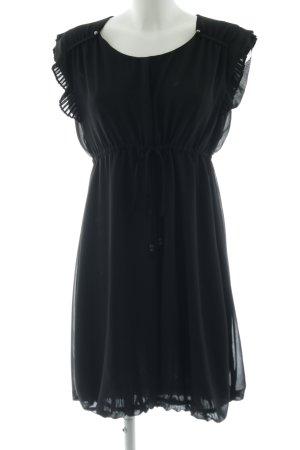Mama licious A-Linien Kleid schwarz Casual-Look