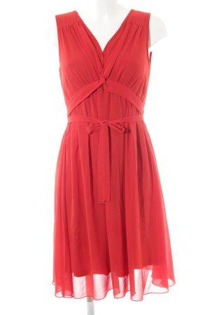 Mama licious A-Linien Kleid rot Elegant