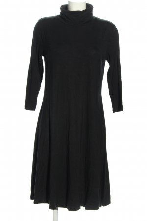 Mama licious Pulloverkleid schwarz Business-Look