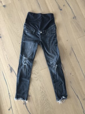 Mama Skinny Ankle Jeans Gr. 36