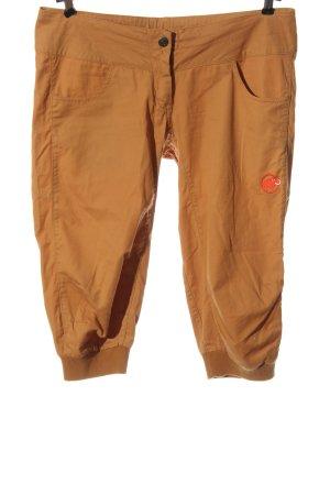 Mammut Pantalon 3/4 orange clair style décontracté