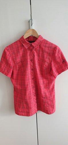 Mammut Shirt Blouse raspberry-red-dusky pink