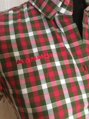 Mammut Kurzarm Bluse Kirsi Seaweed magenta