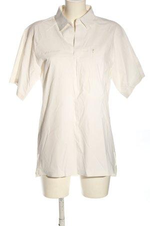 Mammut Short Sleeve Shirt cream casual look