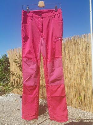 Mammut Lightwight Pants Trekking Wander-Hose pink magenta Gr. 36 Top Zustand