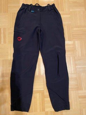 Mammut Pantalón elástico negro