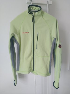 Mammut Polartec Softshelljacke Neon grün 38