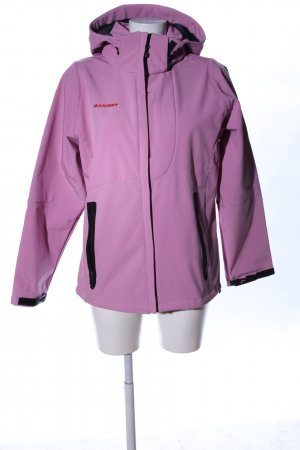 Mammut Softshelljacke pink Casual-Look