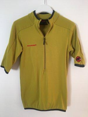 Mammut Sports Shirt lime yellow