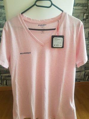 Mammut Sports Shirt pink