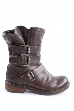 Manas Booties braun Casual-Look