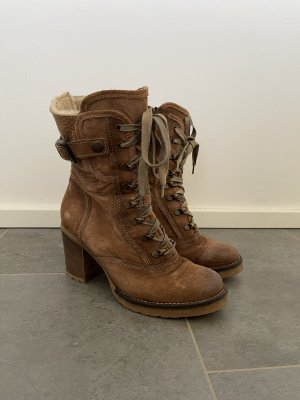Manas Winter Boots brown