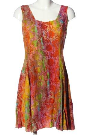 Mandala A-Linien Kleid