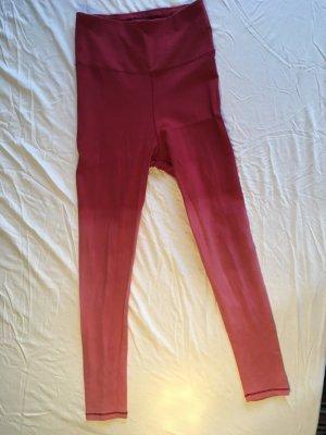 Mandala Leggins Medium, rosa bis rot