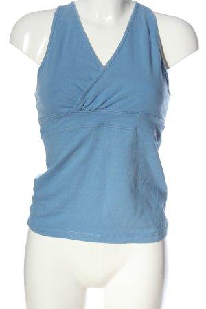 Mandala Trägertop blau Casual-Look