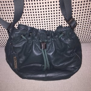 Mandarina Duck Pouch Bag forest green