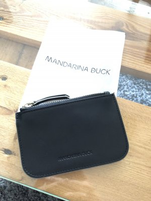 Mandarina Duck Key Case black leather