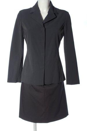 MANDORLAMARA Tailleur gris clair style d'affaires