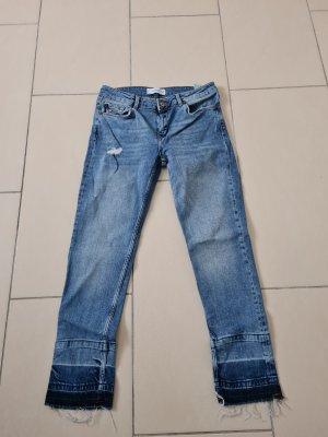 Mango 3/4 Jeans Hose Gr. 36