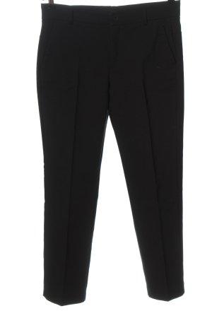Mango 7/8 Length Trousers black casual look