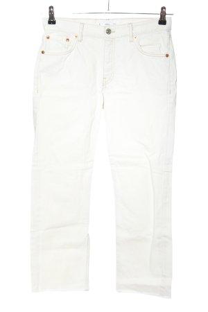 """Mango 7/8 Jeans """"W-lewwrx"""" weiß"""