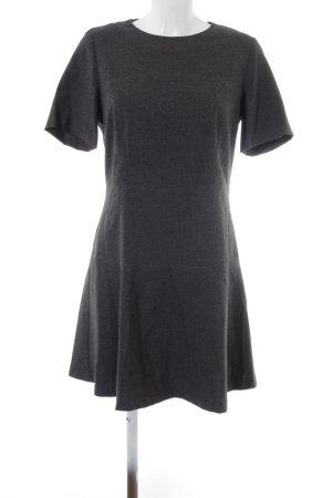Mango A-Linien Kleid grau Business-Look