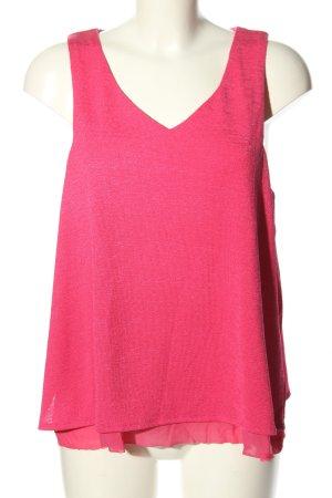 Mango A-Linien Top pink Casual-Look