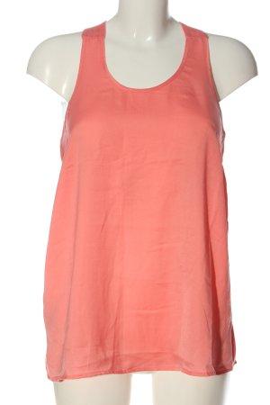 Mango Top o kroju litery A różowy W stylu casual