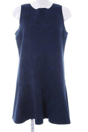 Mango Abendkleid dunkelblau Casual-Look