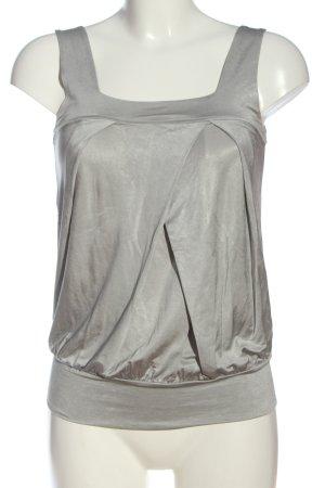 Mango Blusa grigio chiaro stile casual