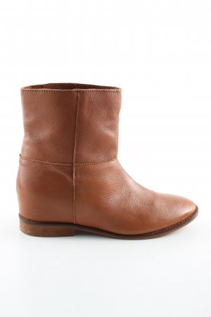 Mango Ankle Boots braun Casual-Look