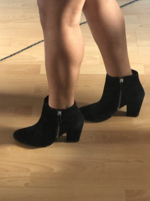 Mango Ankle Boots Stiefelette Boot Gr. 41 Booties Wildleder