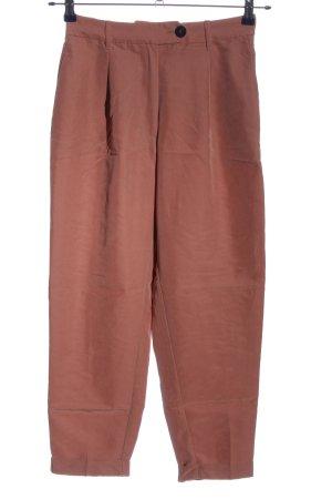 Mango Baggy Pants pink casual look