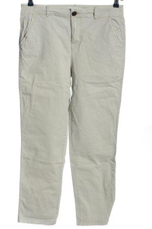 Mango Baggy Pants light grey casual look