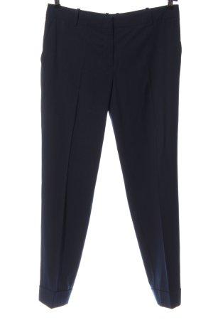 Mango Baggy Pants blau Casual-Look