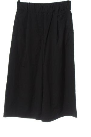 Mango Baggy broek zwart casual uitstraling