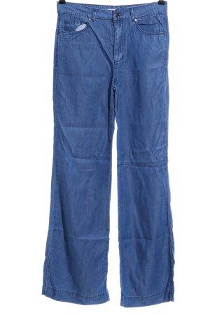 Mango Baggyjeans blau Casual-Look