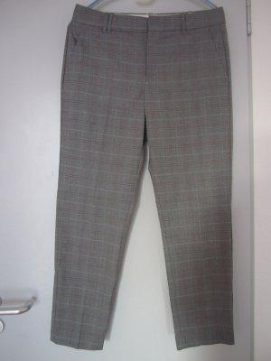 Mango Basics Pantalone da abito multicolore Poliestere