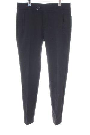 Mango Basics Pantalon de costume noir style décontracté