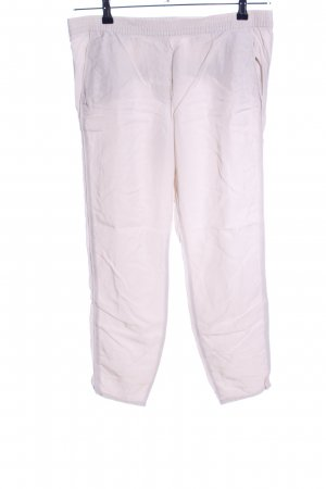 Mango Basics Baggy Pants pink Casual-Look