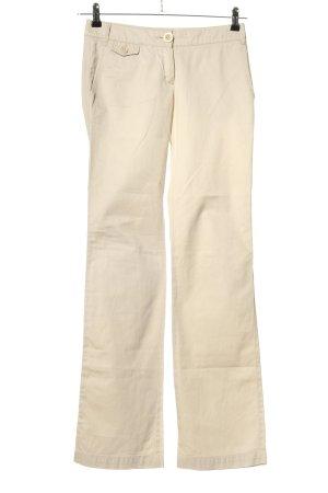 Mango Basics Baggy Pants creme Casual-Look
