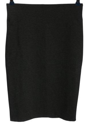 Mango Basics Pencil Skirt black casual look
