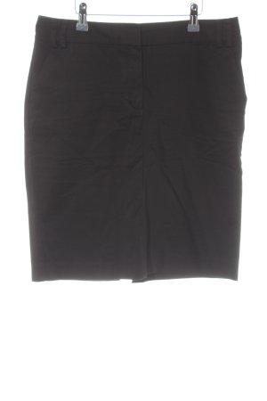 Mango Basics Pencil Skirt black business style