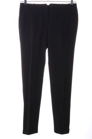 Mango Basics Pantalon à pinces noir style d'affaires