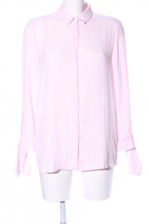 Mango Basics Hemd-Bluse pink Business-Look